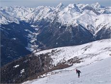 Amthorspitze ski tour