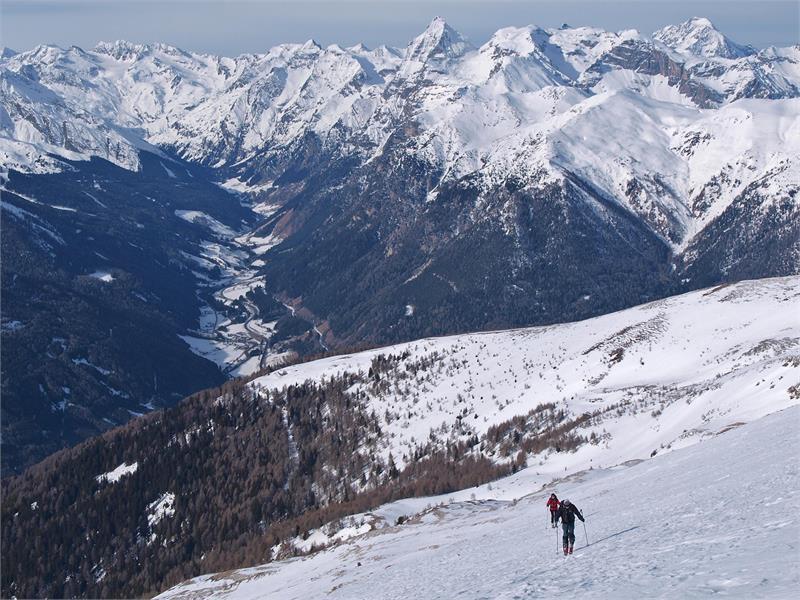 Cima Gallina sci alpinismo