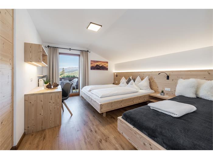 Schlafzimmer App. Enzian
