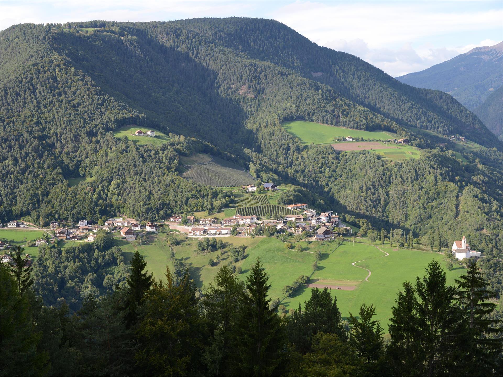 Round Trail Avigna/Afing - Dosso Nero/Schwarzegg