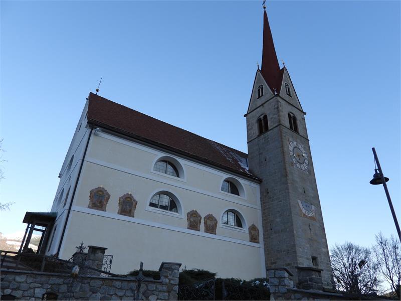Kirche Ehrenburg 1