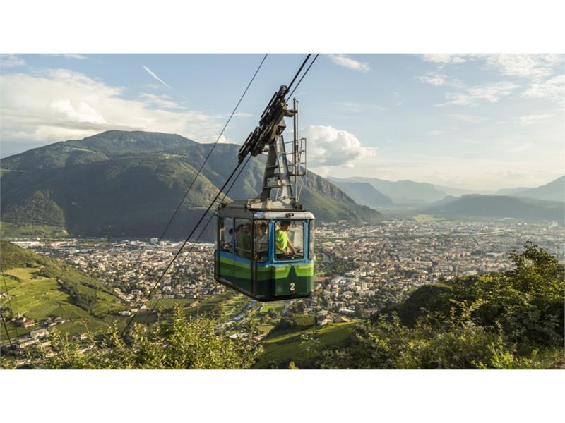 cable car San Genesio