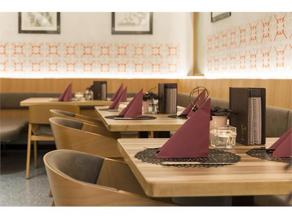 Restaurant à la carte