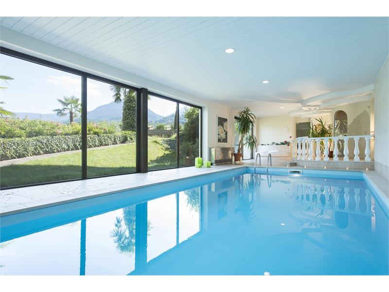 Weinsepphof Lana piscina coperta