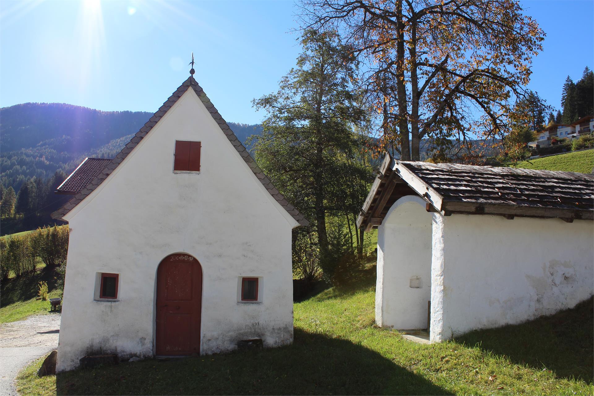 Kapelle und alter Backofen