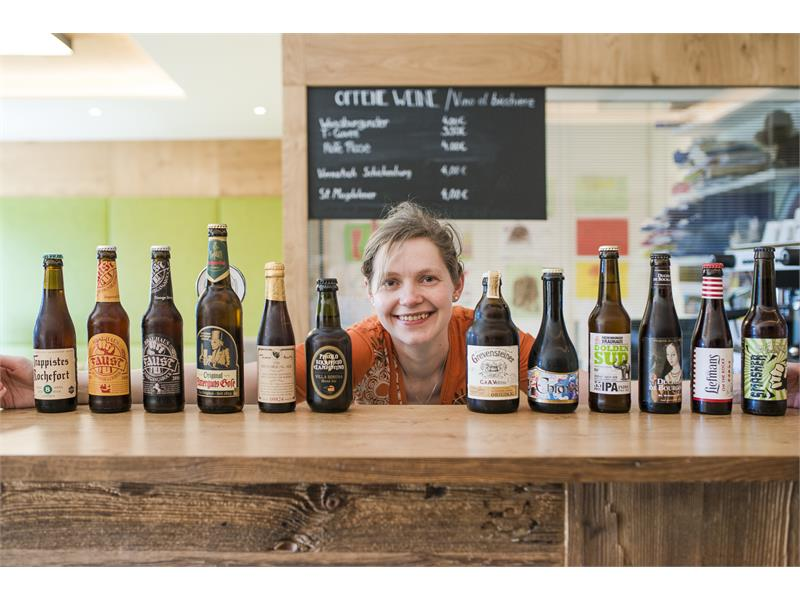 How about a beer tasting?