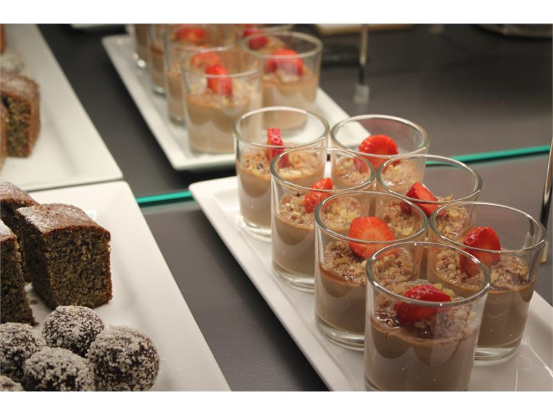 Frühstücksbuffet - Hausgemachte Süßspeisen