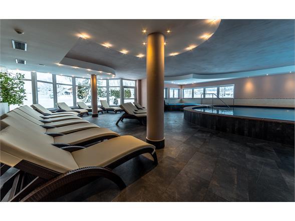 Schwimmbad indoor