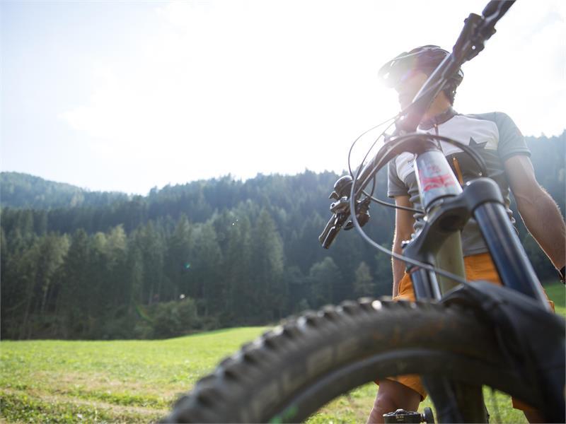 Itinerario bike per Plan
