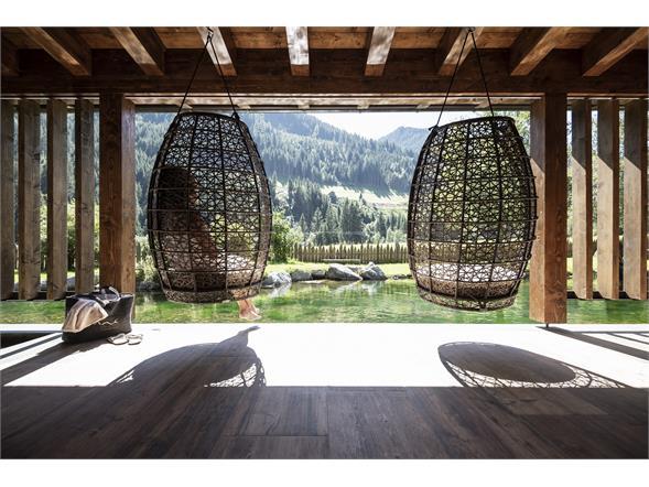 Almsauna Alphotel Tyrol Wellness, Chalets & Family Resort