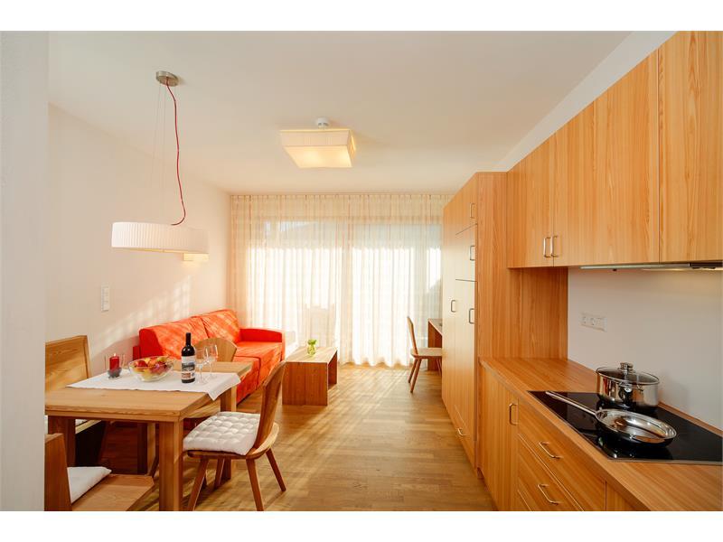 Geräumige Appartements