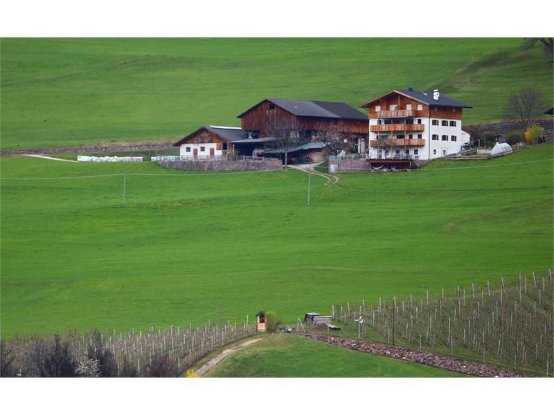 Funtnatscherhof- Fié allo Sciliar