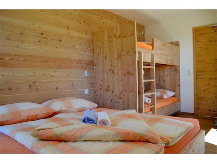 Bedroom for 4 people