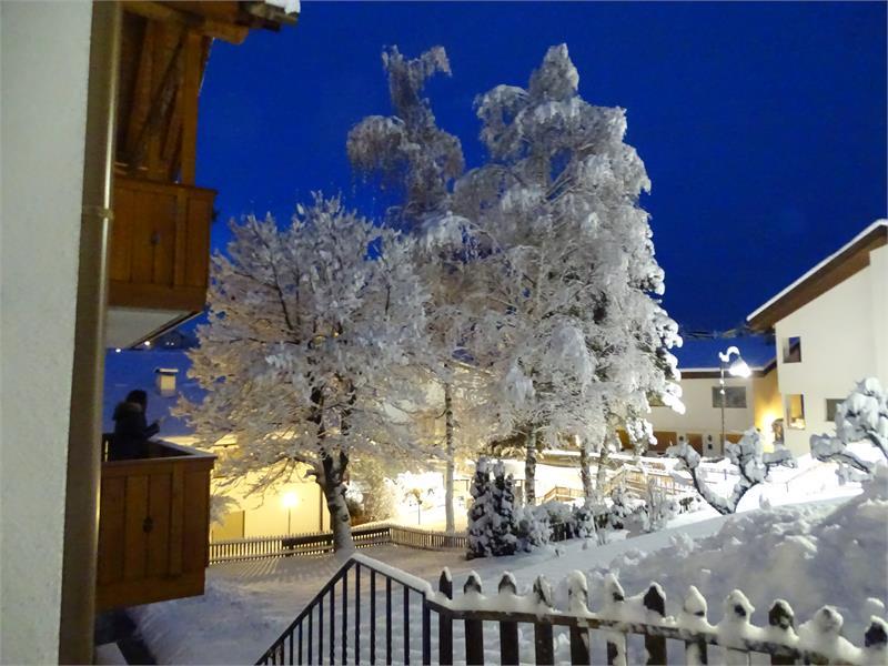 Winter Haus Sonnenbühl