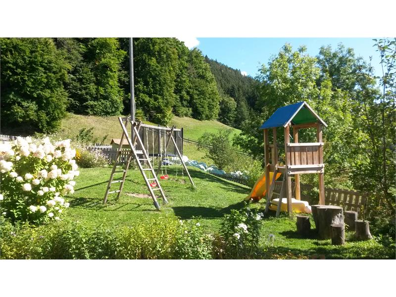 Playground - Brunnerhof in Avelengo