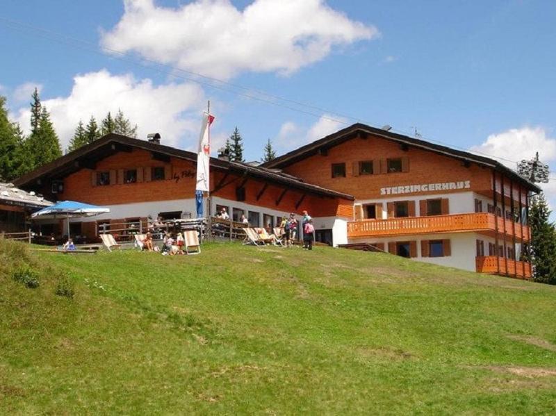 Excursion to the Sterzinger Haus - Monte Cavallo