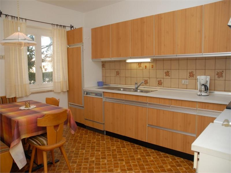 cucina appartamento B
