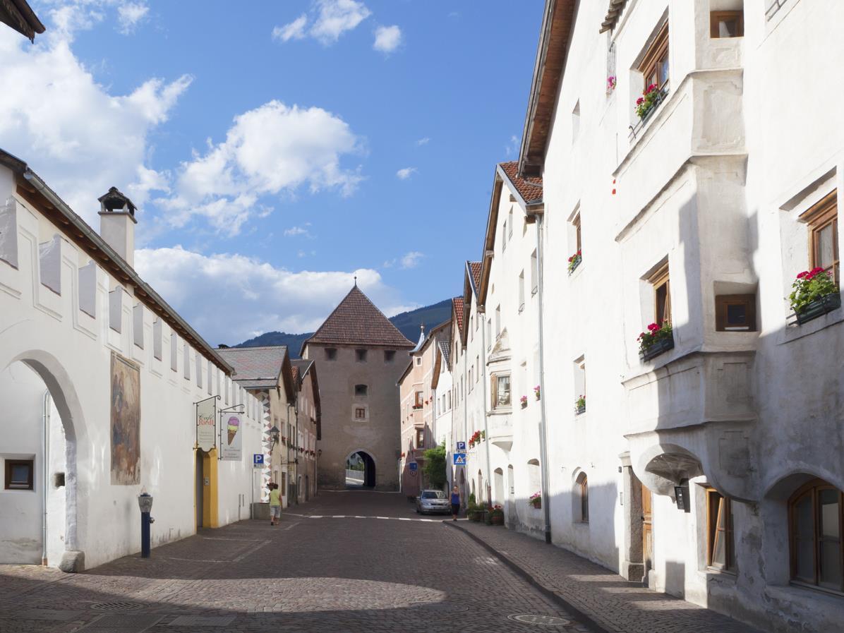 Erlebnisstadtführung durch die mittelalterliche Stadt Glurns