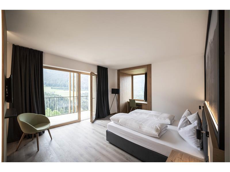 Enrosadira double room