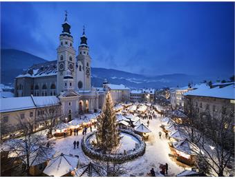 Christmas Market Bressanone Brixen