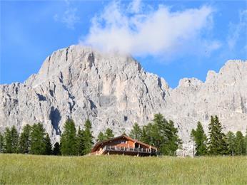 Alm- und Skihütte Messner Joch