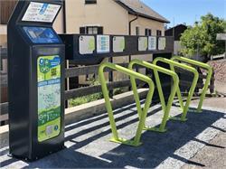 E-bike charging station San Genesio/Jenesien
