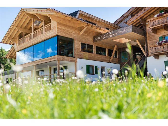 Vetrata Alpe di Siusi Hotel Ritsch