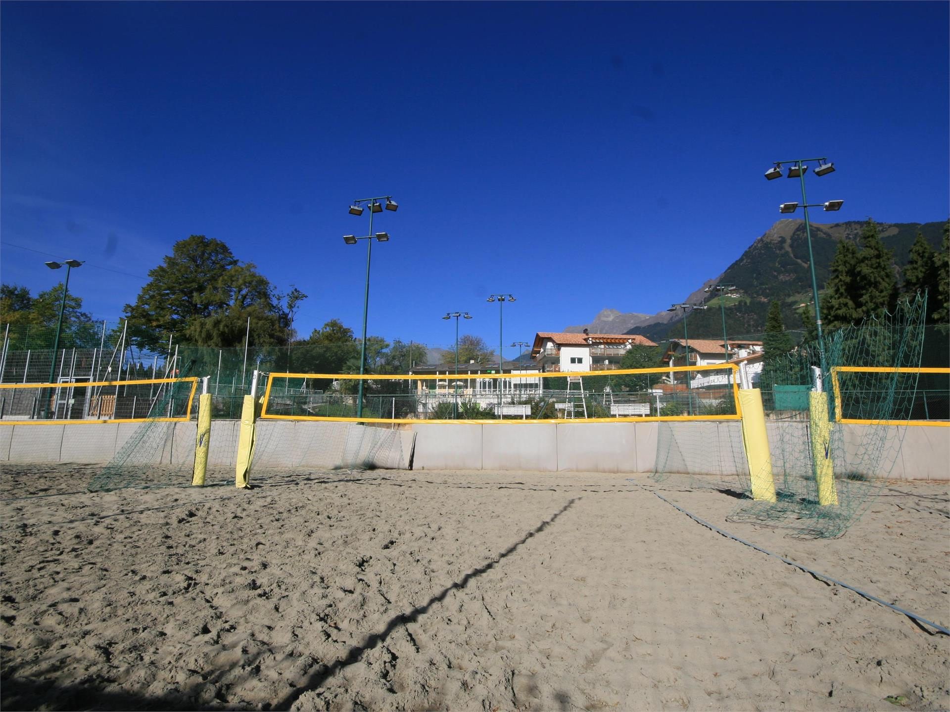 Beach Volleyball Center Dorf Tirol/Tirolo