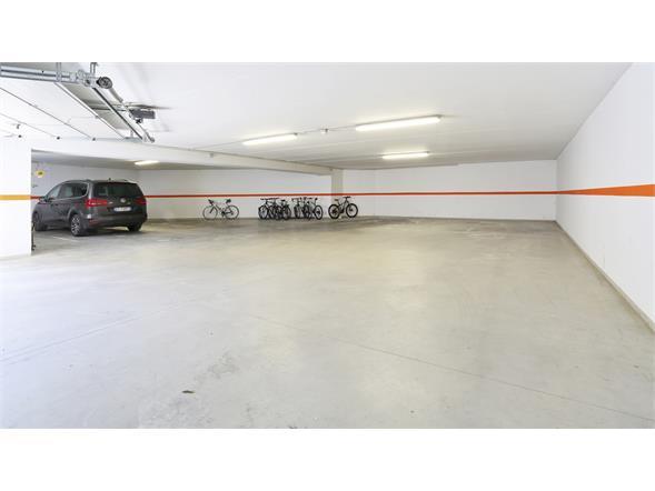 Garage sotteraneo