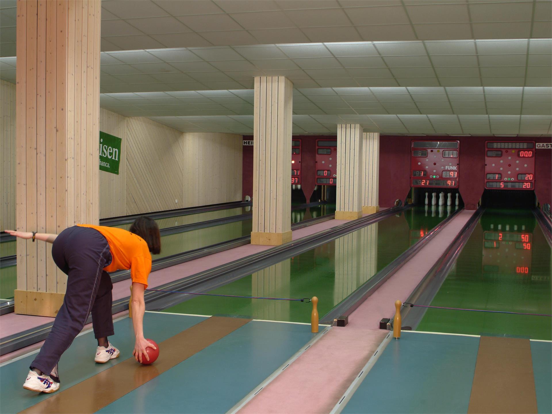 Torneo di birilli per seniores nel centro Sportwell
