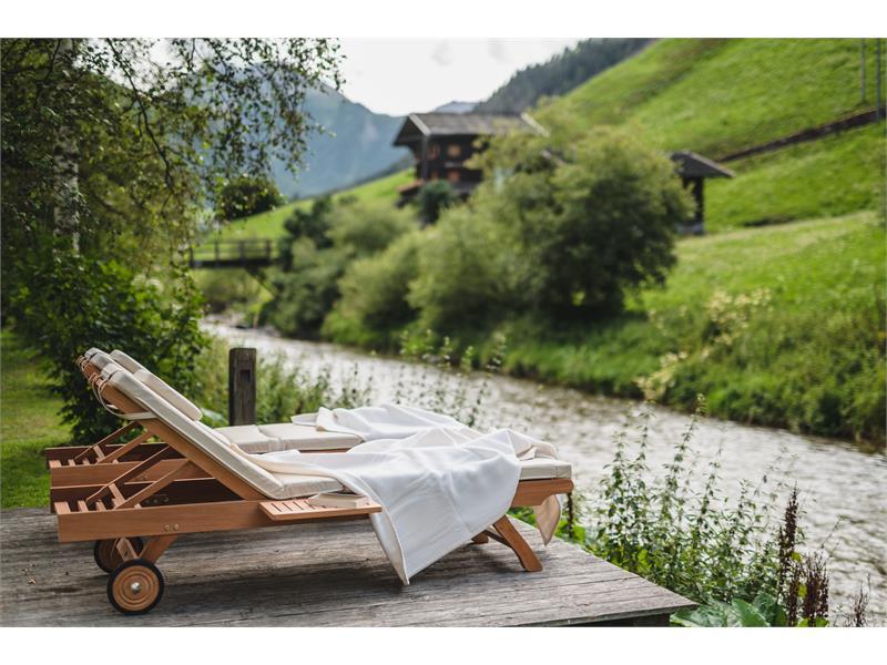 Relaxbereiche