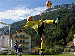 Fußballplatz Pflersch