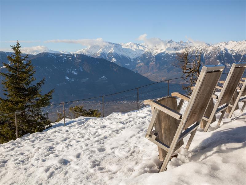 Knottnkino in Vöran, Südtirol