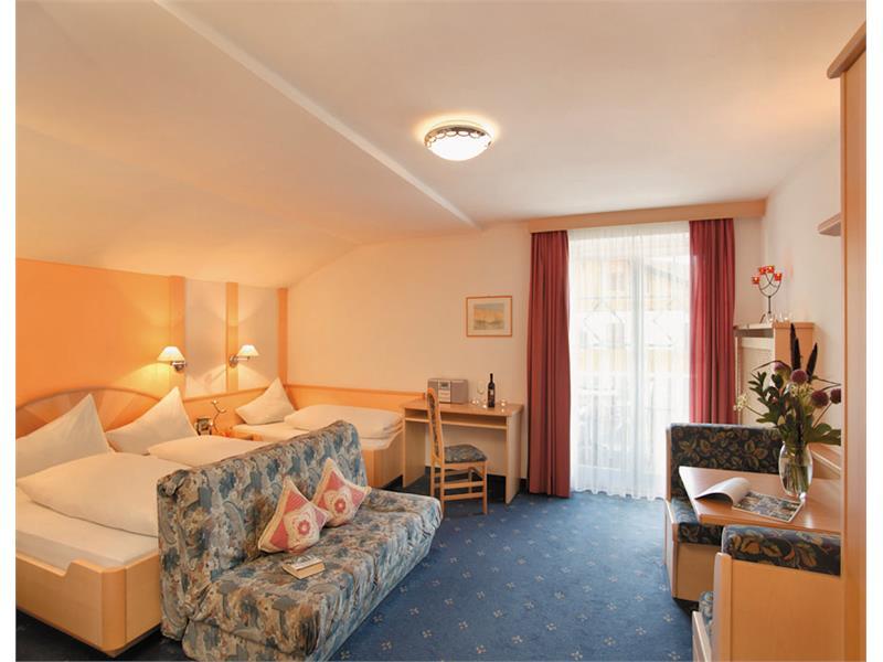 Familienzimmer Belvedere - Hotel Plauserhof