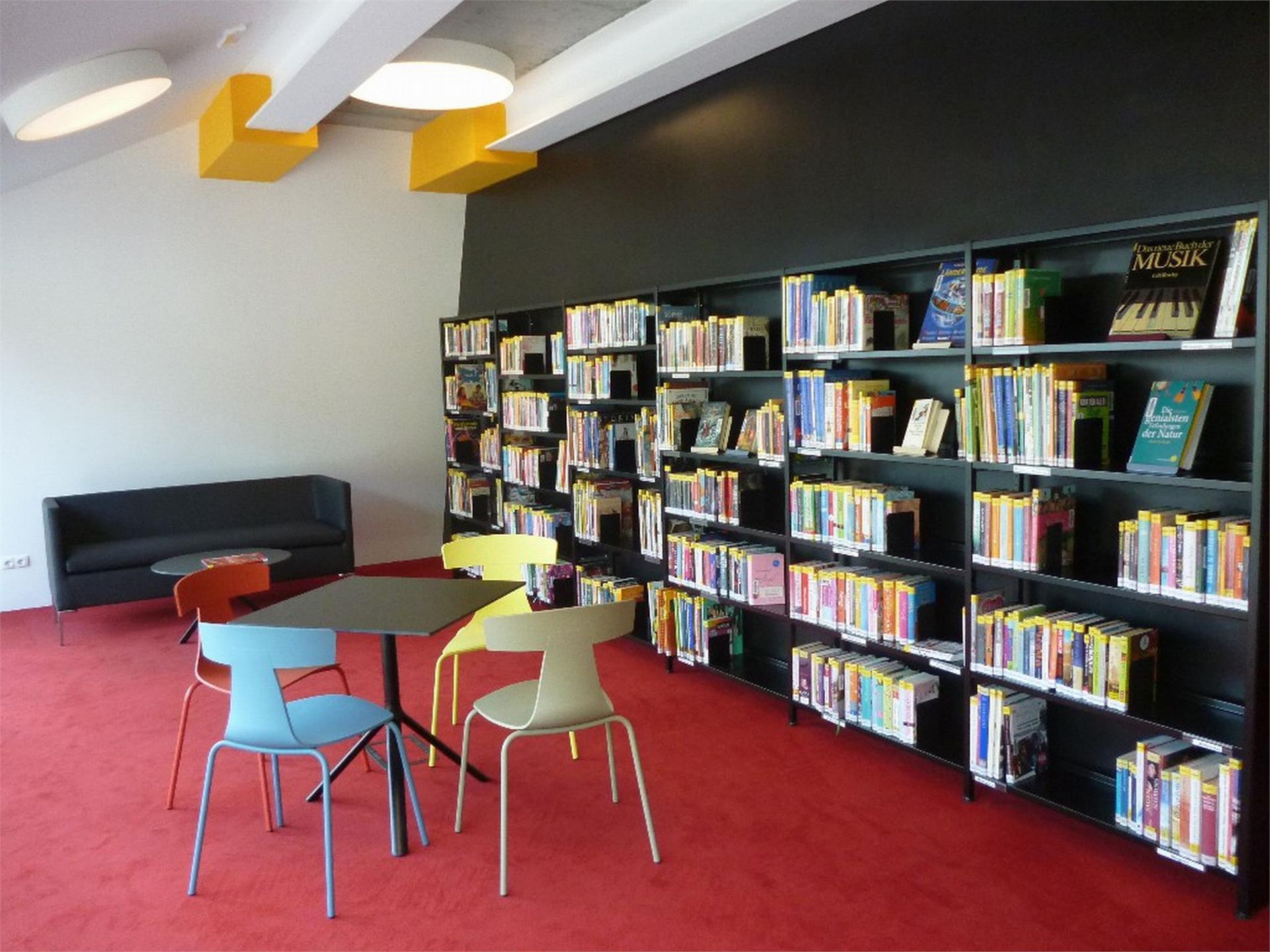 Öffentliche Bibliothek Kaltern