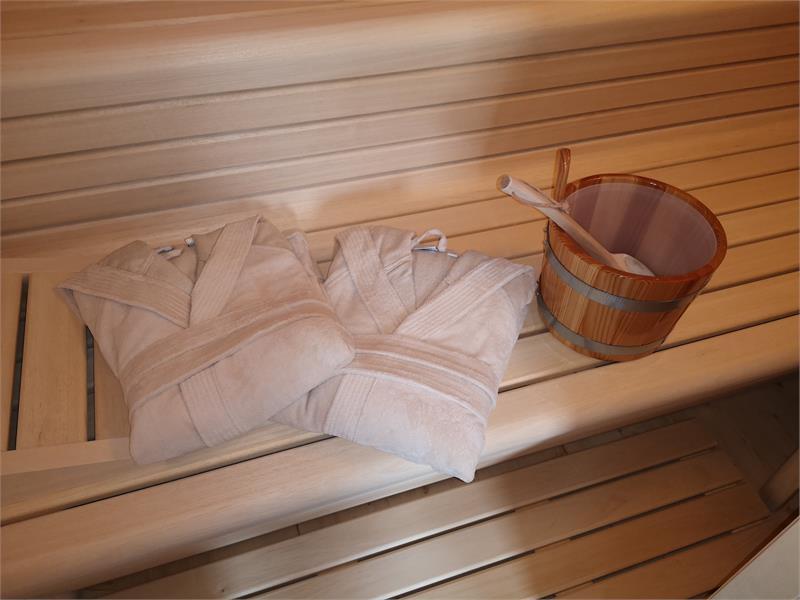 Chalets Lagaun Sauna 1