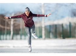 Ice skating Stefansdorf/S. Stefano