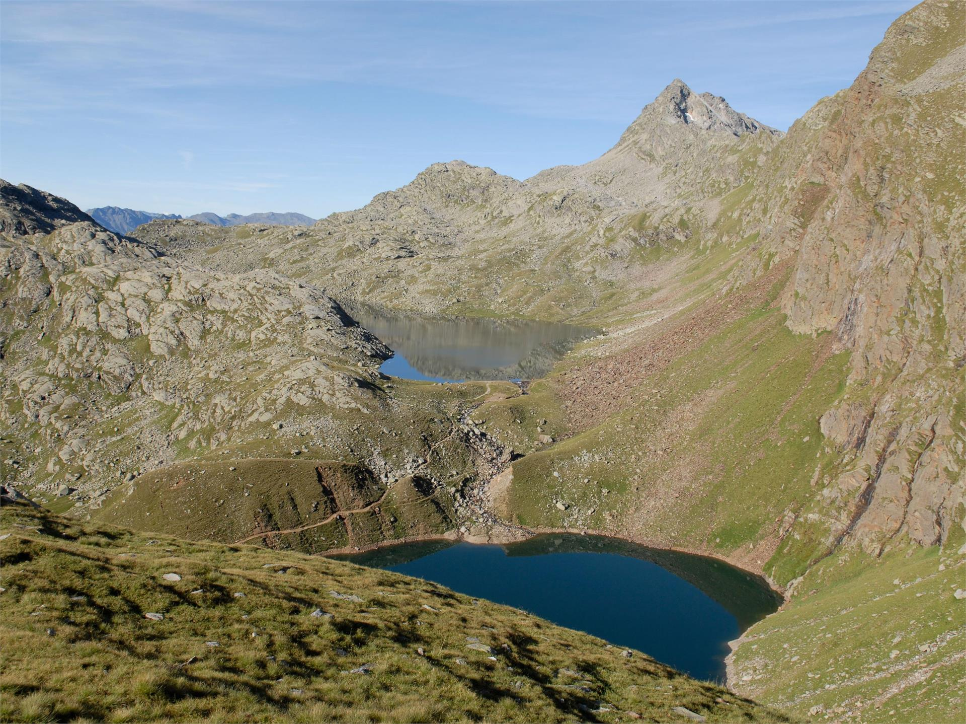 The Spronser Lakes
