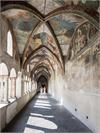 The cloister of Bressanone/Brixen