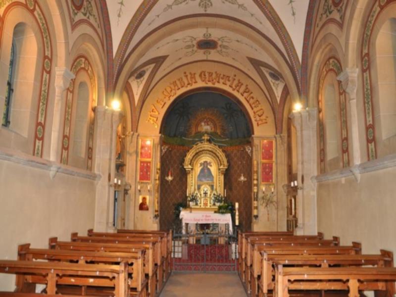 Maria Rast Kirche
