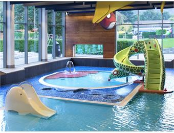 Acquarena indoor swimming pool