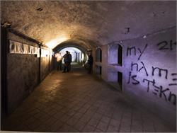 Visita guidata di due bunker - fortezze, nascondigli e roccaforti