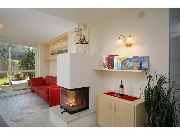 Sala soggiorno Leitenhof