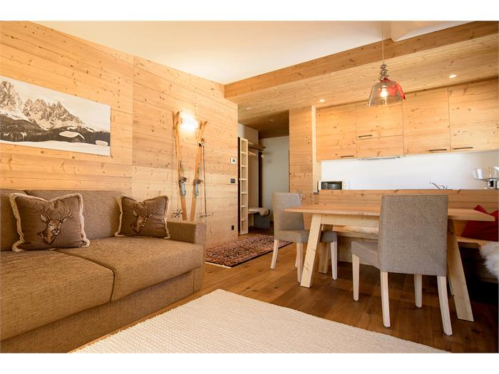 living room Chalet Panorama