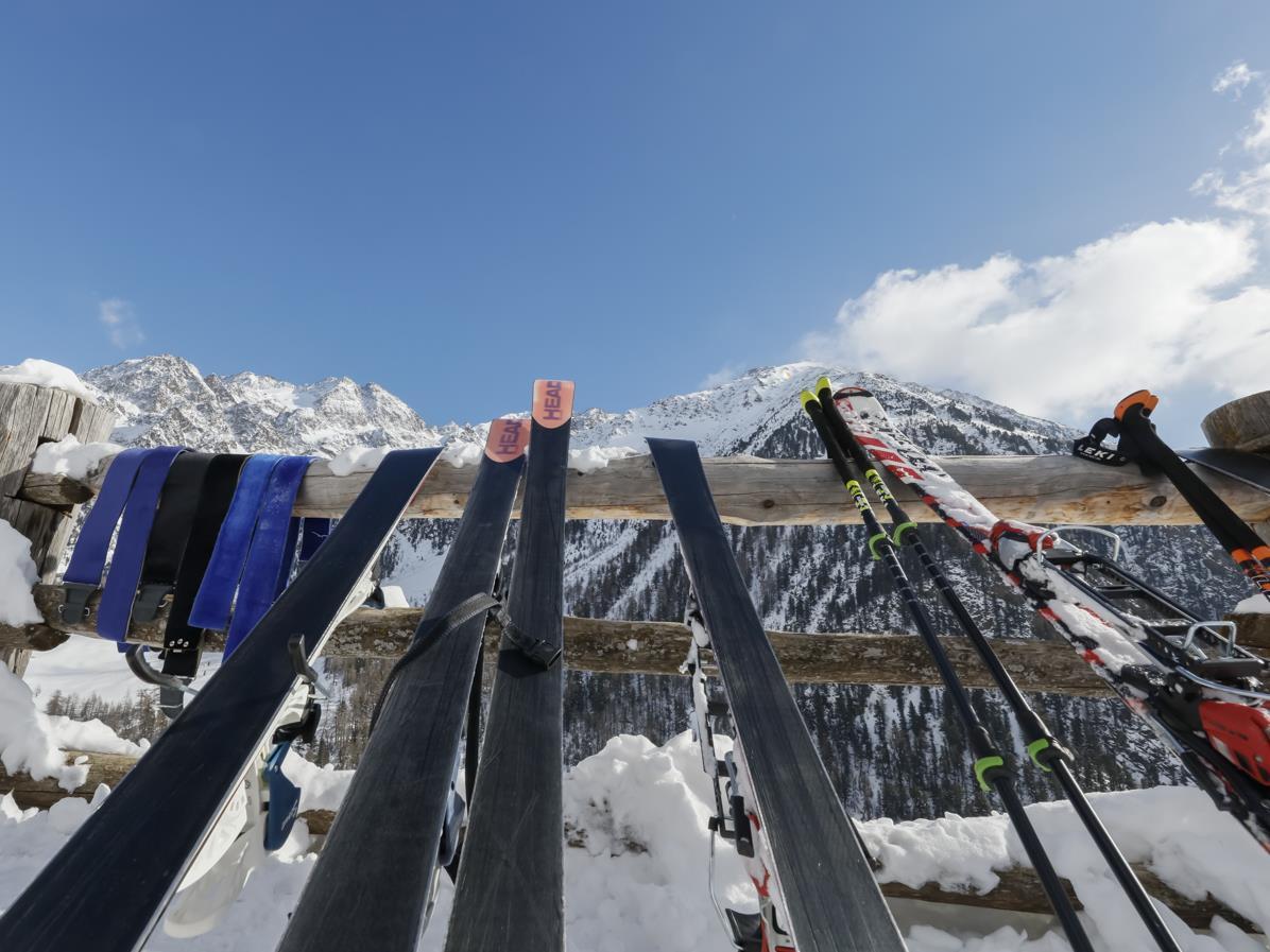 Schnupperskitour mit der Alpinschule