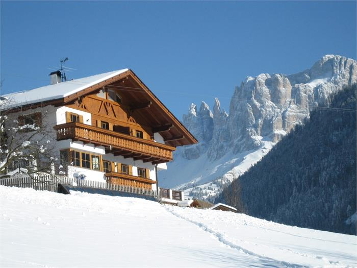 casa d'inverno