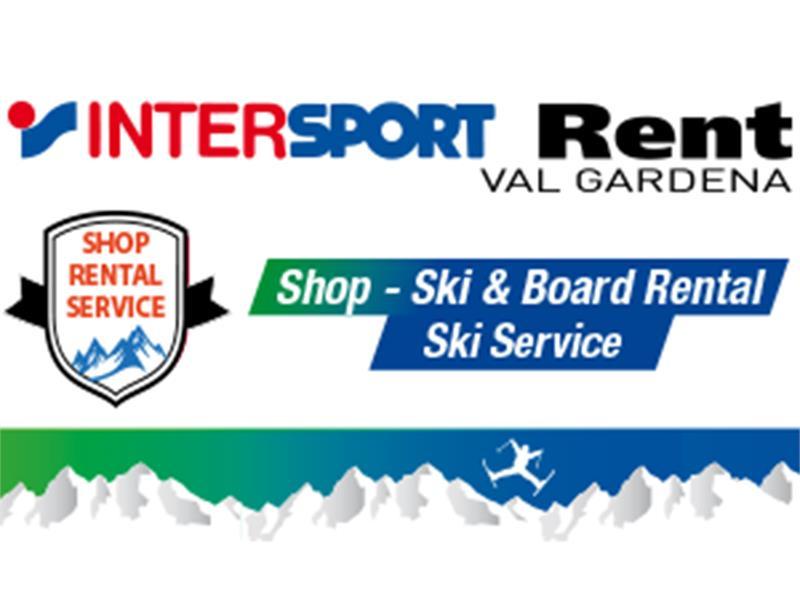 Intersport Rent S. Cristina located at S. Cristina Val