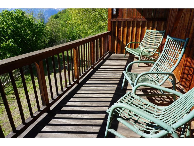 Sommerurlaub in den Bergen - Kohlstatt Hütte