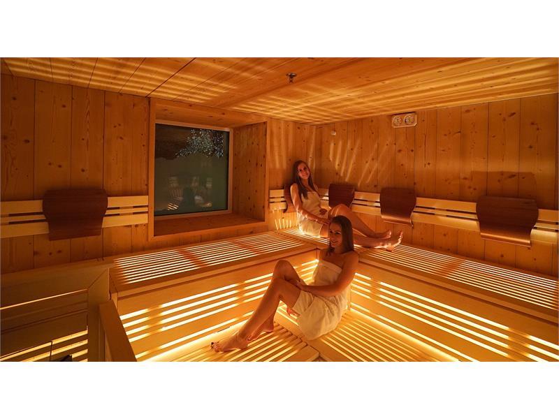 Saunabereich - Hotel Oberwirt in Vöran