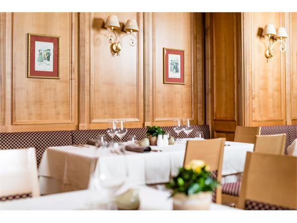 Restaurant im Hotel Lilie